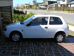 1997 Toyota Starlet Life