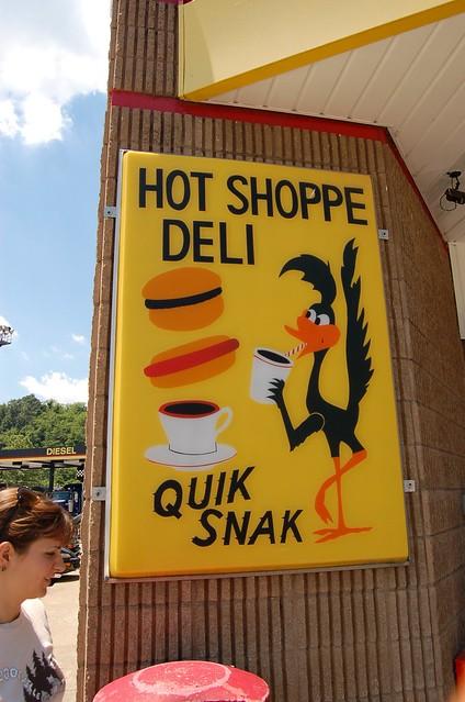 Hot Shoppe Deli