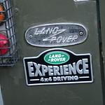 Land Rover Badges