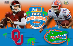 2009 BCS National Championship Wallpaper