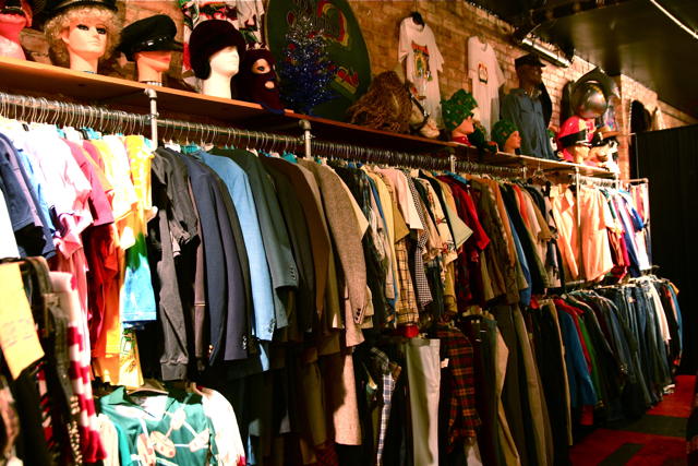 Vintage Indie Used Clothing Store - Flickr CC stevendepolo