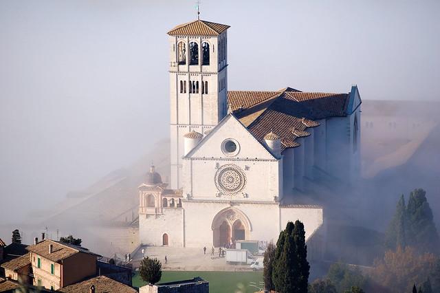 Assisi, Basilica Superiore di San Francesco