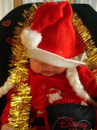 Rachele: il suo primo Natale