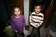 emma and eli arrive home from their date with aunt r…