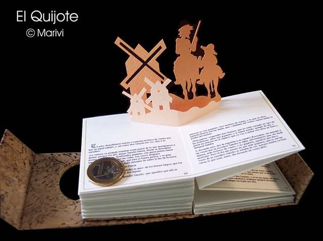 Quijote inside