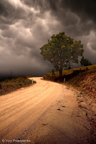Country Road by -yury-