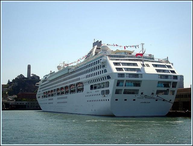 Dawn Princess Cruise Ship  Flickr  Photo Sharing