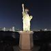 Ms Liberty in Odaiba by kelvin255