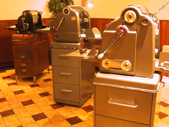 The Gestetner Collection, Netherlands.