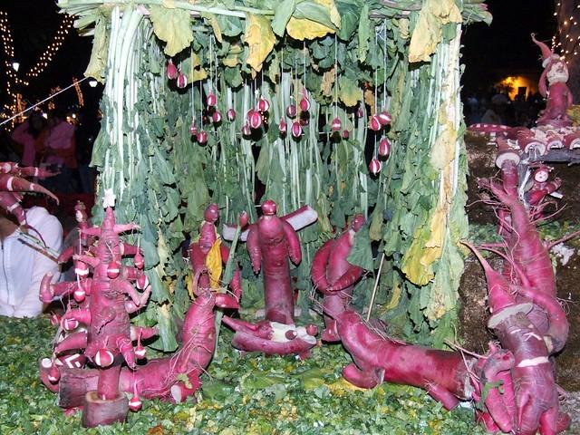 Feliz Navidad les Desea la Familia Oaxaqueña