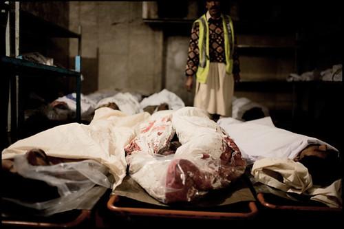 Dead Bodies Morgue