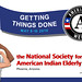 NSAIE AmeriCorps VISTAs Get Things Done! by The National Society for American Indian Elderly