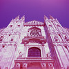 Duomo di Milano in expired Velvia colors by Laszlo_Gerencser