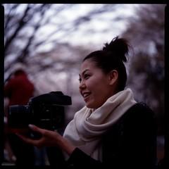 花見❀It's a big camera!