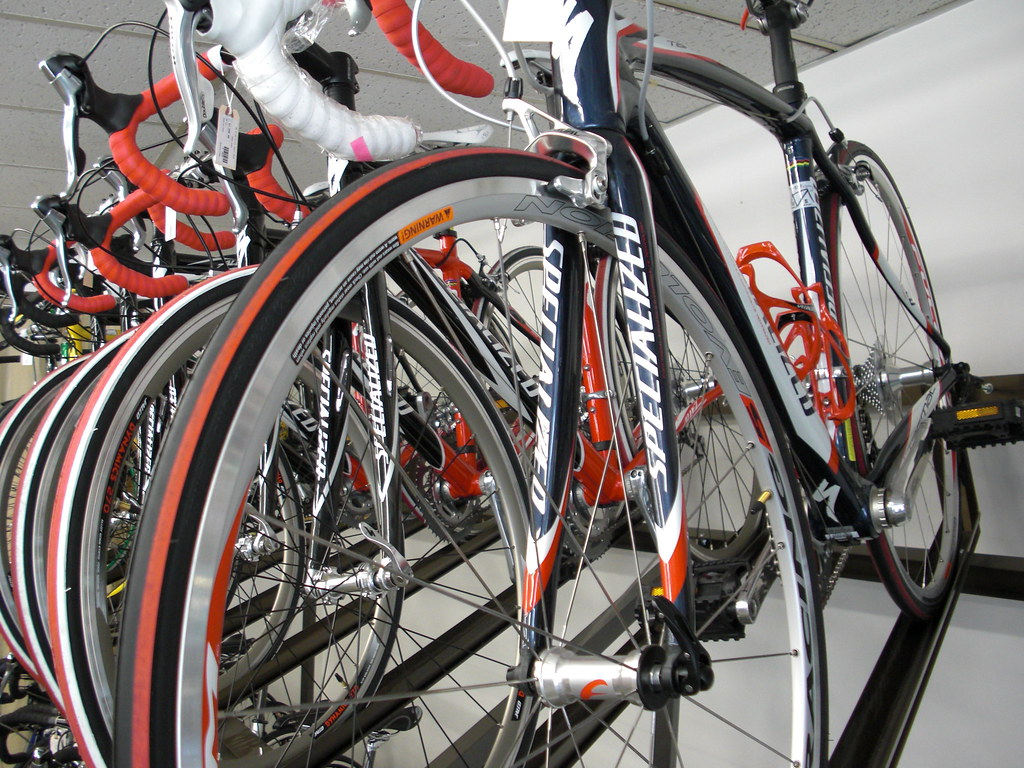Road Bikes at Any Level at PV Bicycle Center