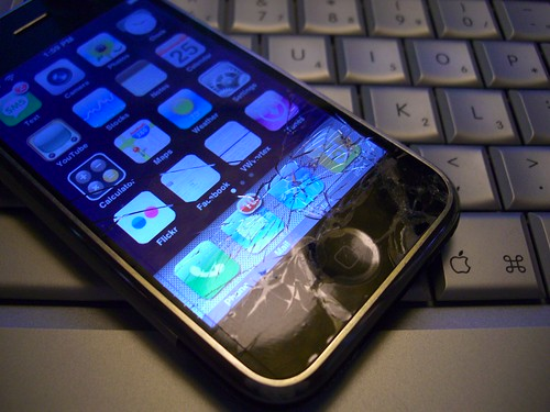 Dont drop your iPhone 3