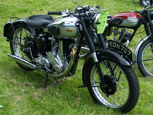 BSA 350cc Classic Motorcycle - 1949
