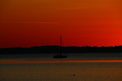 ocean sunset sea summer sun water denmark sommer solnedgang thebestofday gününeniyisi uldbjerg