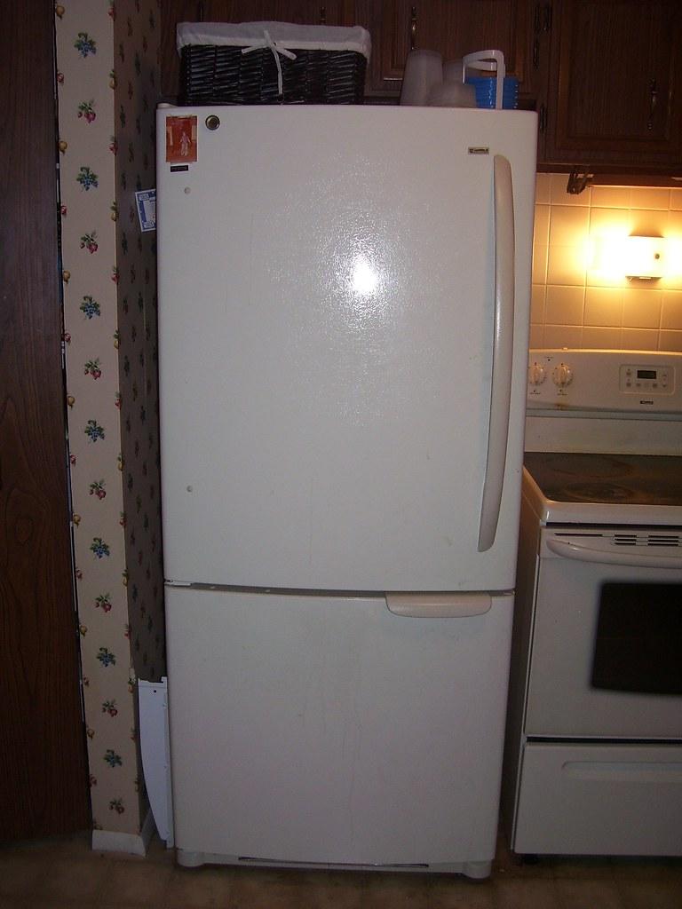 Bisque Refrigerator Bisque Refrigerator