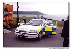 Devon & Cornwall Police W732KUD