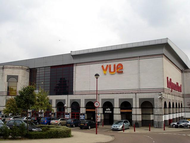 N.finchley Vue Cinema North Finchley Vue, Lo...