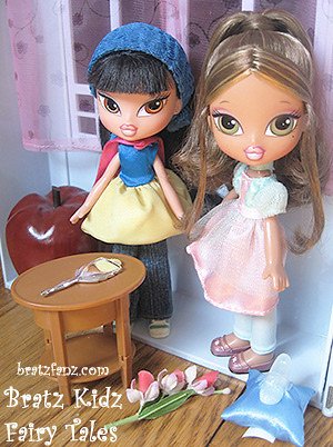 Bratz Kidz Fairy Tales Dolls Bratz Kidz - a photo o...