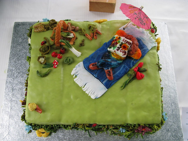 Cake Decoration Competition : The cake decorating competition Flickr - Photo Sharing!