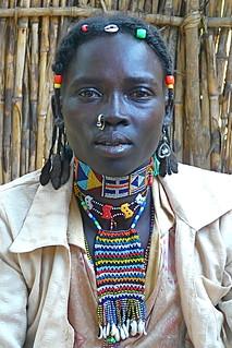 Kau  and the people of the Nuba mountains - Sudan