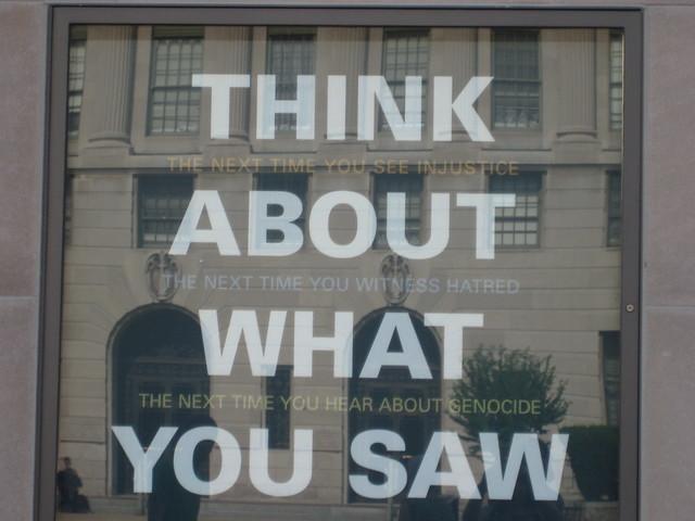 Holocaust Museum DC 2008