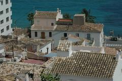Rooftop in Altea, Spain