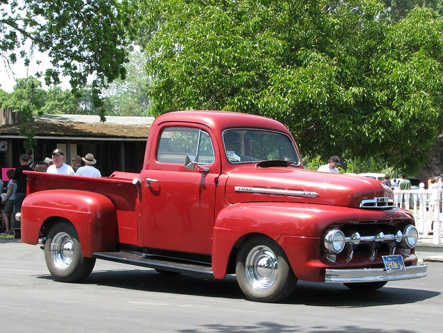 New Car Games >> 1951 Ford F100 Pickup (Custom) 'SHOW 51' 3 | Flickr - Photo Sharing!