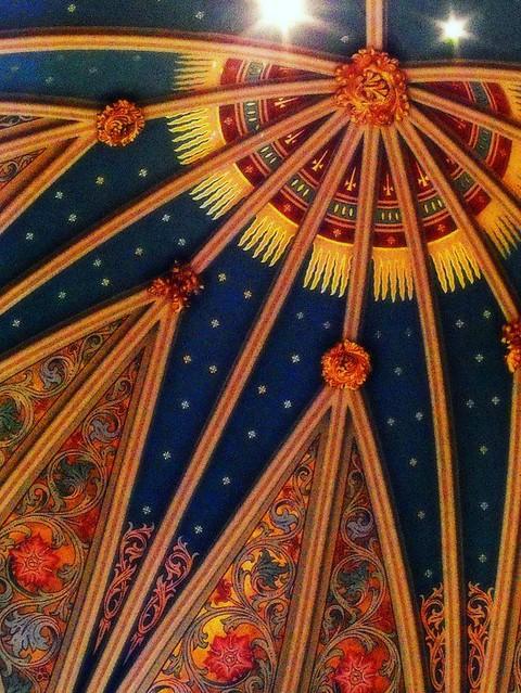 Cathedral Dome Interior, Savannah
