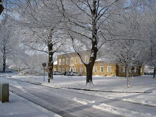 Snow @ Rissington