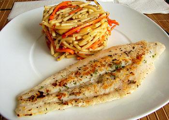 Pescados a la plancha una opci n sabrosa y ligera for Cocinar pez espada a la plancha