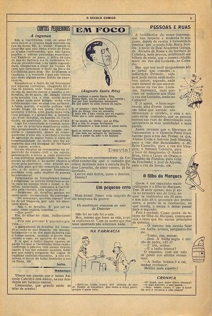 Ilustração Portugueza, No. 543, July 17 1916 - 14