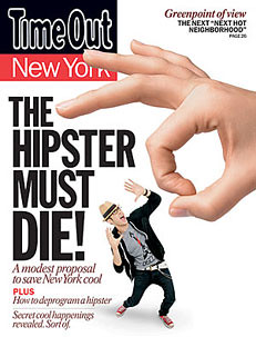 The Hipster Must Die