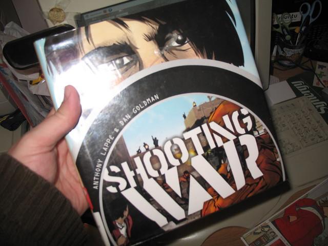 Header of shooting war