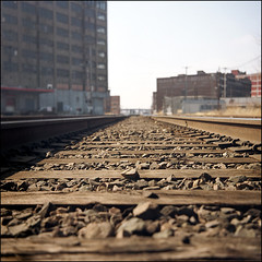 View from the Tracks