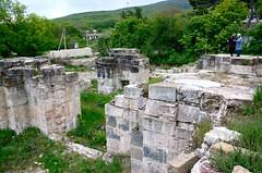 Развалины храма в честь Пресвятой Троицы