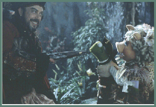 Muppet Treasure Island Game Stream