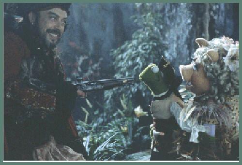 Muppet Treasure Island Scene