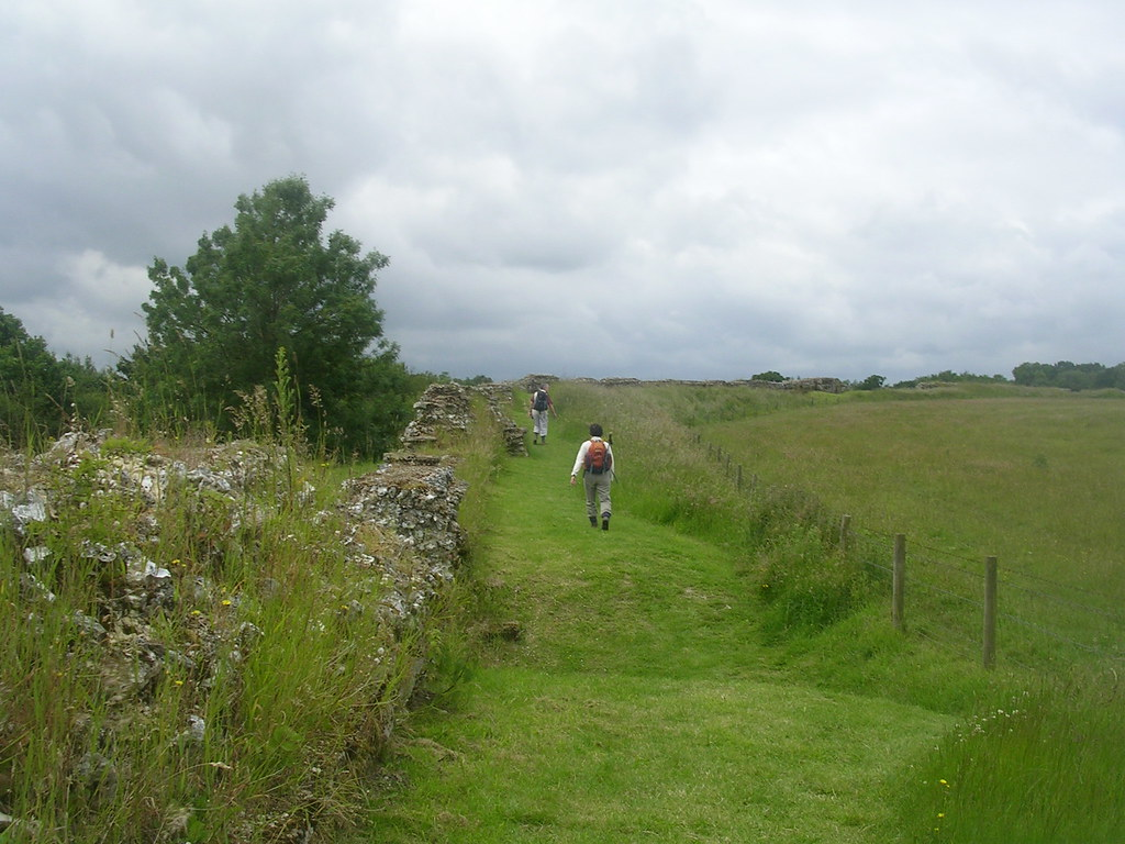 Calleva Wall Mortimer to Aldermaston