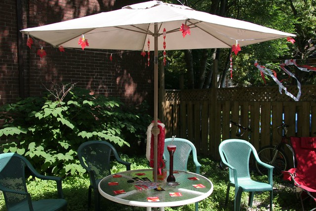 Solar Patio Umbrella | Solar Umbrella Lights Review