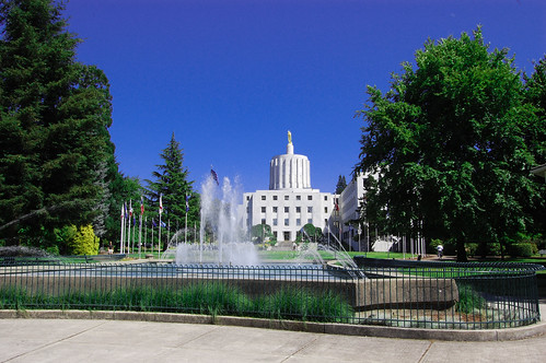 Salem, Oregon capital