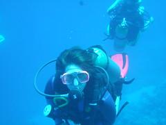 Egypt, Scuba diving