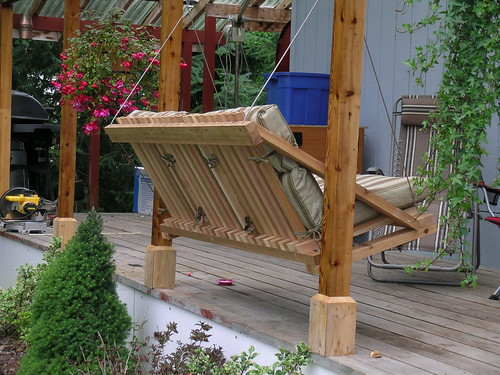 how to build a porch swing ryan mcfarland 39 s blog