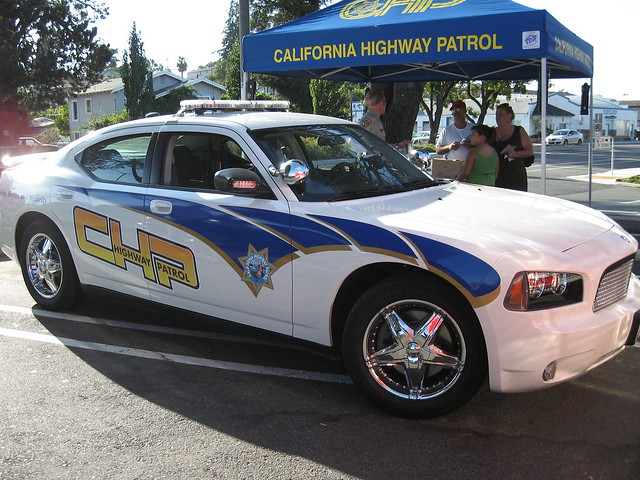 California Highway Patrol Dodge Charger | Flickr - Photo ...