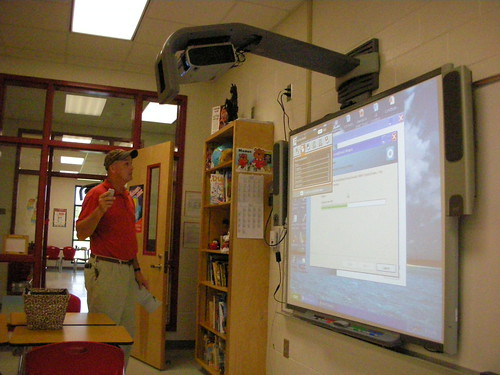 Promethean Smart Board Installation Smart Board Installed And in