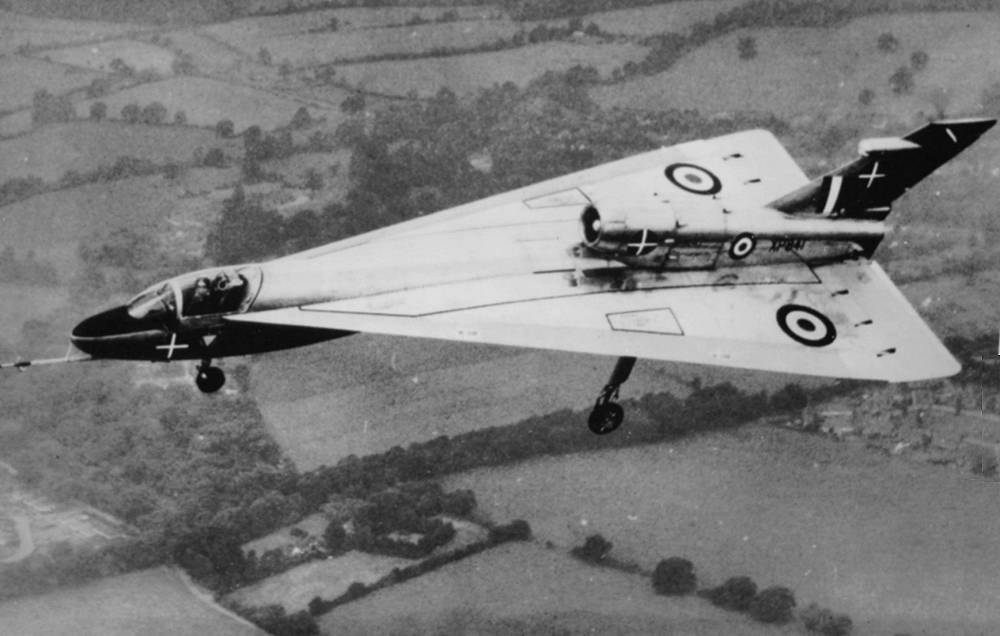 Handley Page HP.115