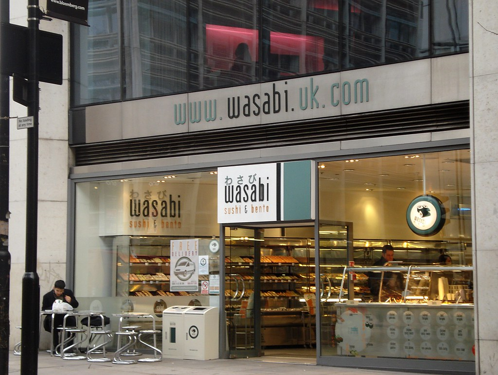 wasabi finsbury pavement london ec2 flickr photo sharing. Black Bedroom Furniture Sets. Home Design Ideas